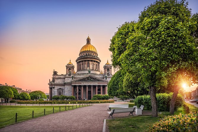 Palatial Saint Petersburg Private 4-Day Tour with Pickup