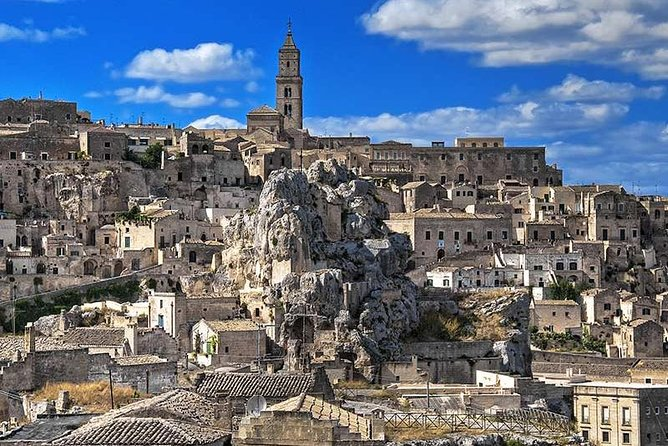 Private Tour: Matera Sassi Experience with Official Guide