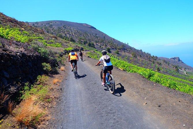 4,5-Hour Tour on Mountain Bike in Fuencaliente