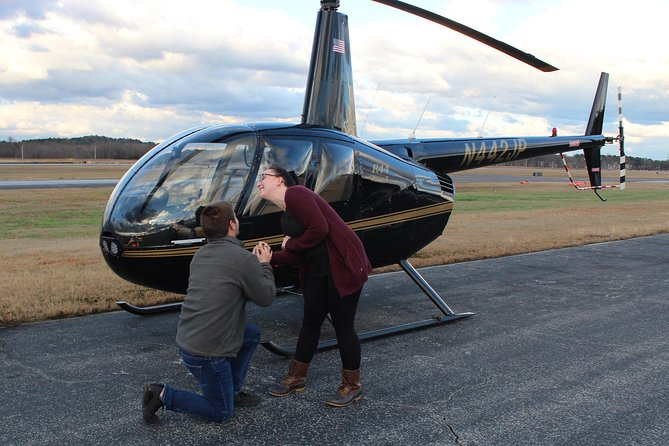 Best Priced Helicopter Tour of Atlanta w/ Complimentary Beverage for up to 3