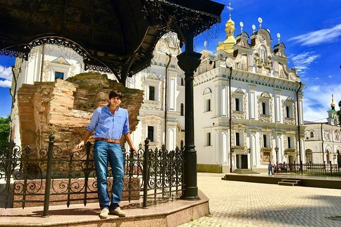 Pechersk Lavra Monastery Private Tour photo 9