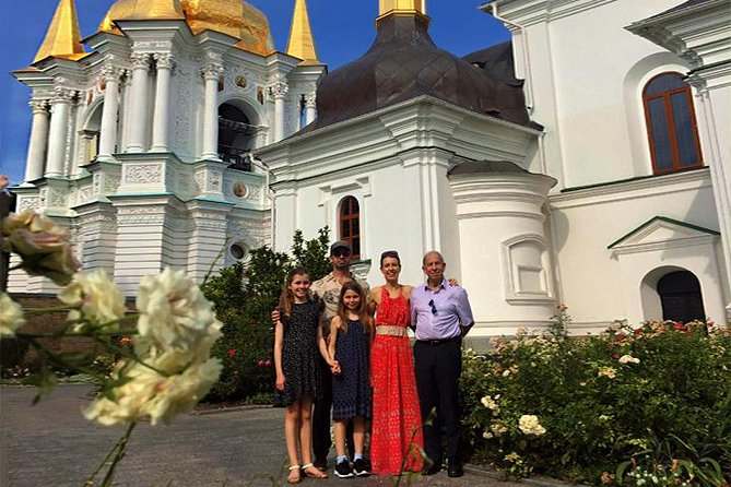 Pechersk Lavra Monastery Private Tour photo 7