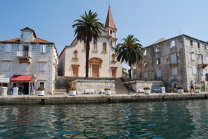 Golden cape and island Brac private tour from Split and Trogir