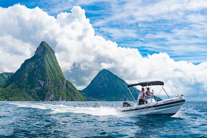 Soufriere Captain for a Day