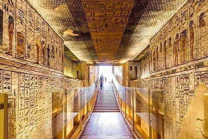 Tour Egypt in style
