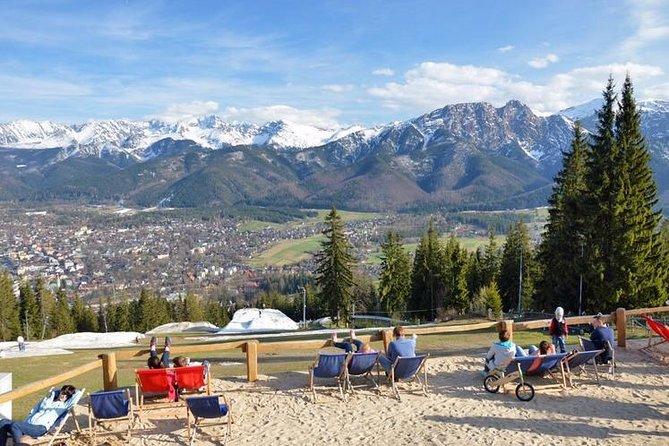 Tatra Mountains and Zakopane Full-Day Trip