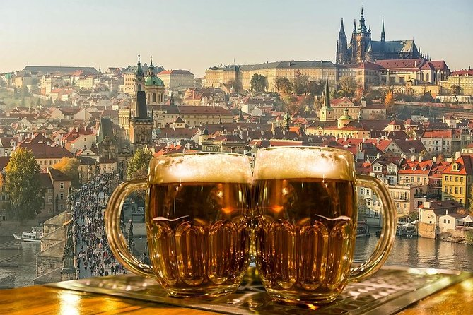 Private walking tour and Boat cruise Best of Prague