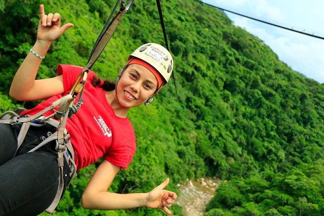 Dominican Zipline Experience: Eco Safari Truck & Great Mountains from Punta Cana photo 4