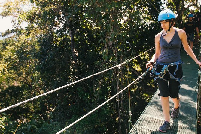 Dominican Zipline Experience: Eco Safari Truck & Great Mountains from Punta Cana photo 6