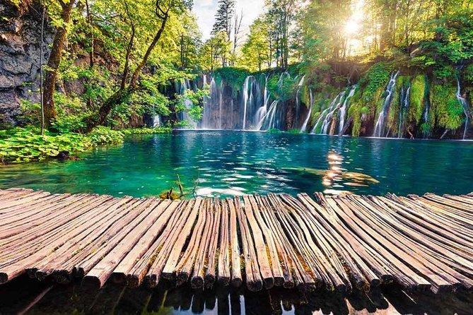 Plitvice Lakes National Park - Day Tour Transfer