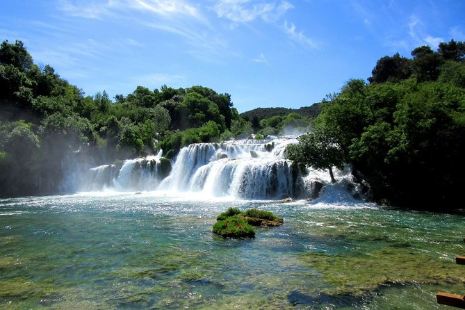Krka Waterfalls National Park - Day Tour (TICKET INCLUDED)