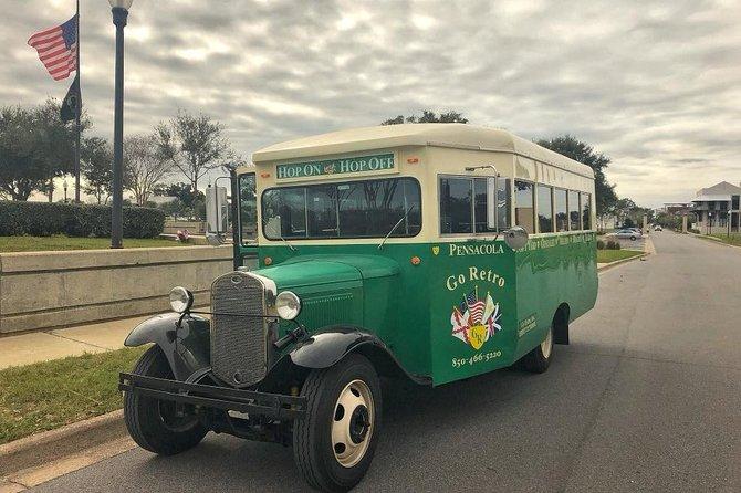 Hop-on Hop-off-Tour in Pensacola