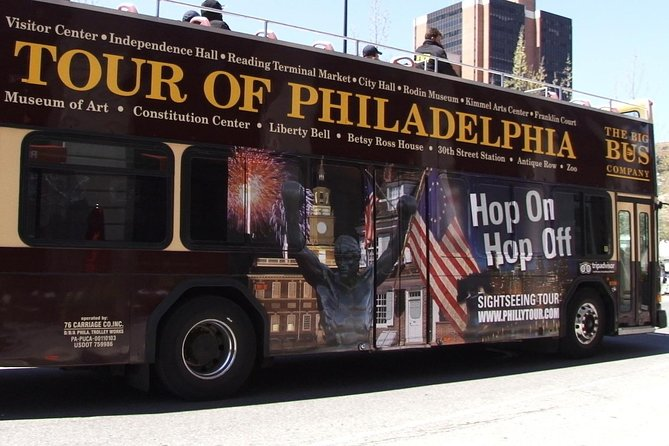 Hop-on Hop-off and Philly By Night Tour Combo photo 15