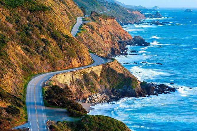 California Coast - San Francisco to Los Angeles