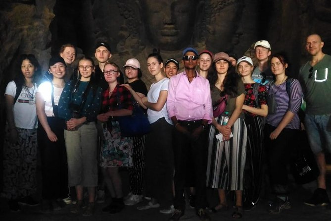 Mumbai Elephanta Caves Private Half-Day Tour including Guide photo 6