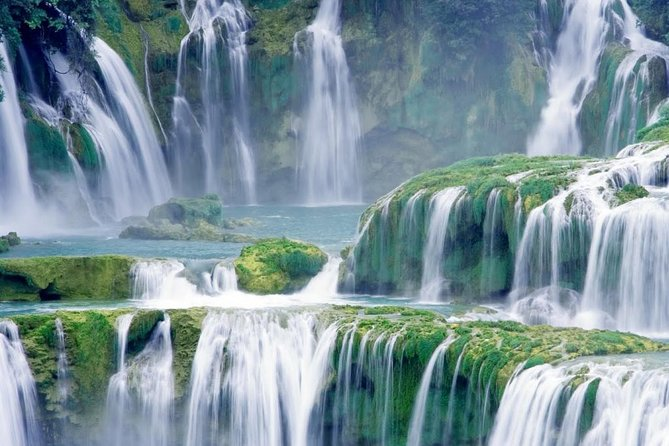 Ba be national park - Ban Gioc Water fall 3 days/ 2 nights: Amazing adventure
