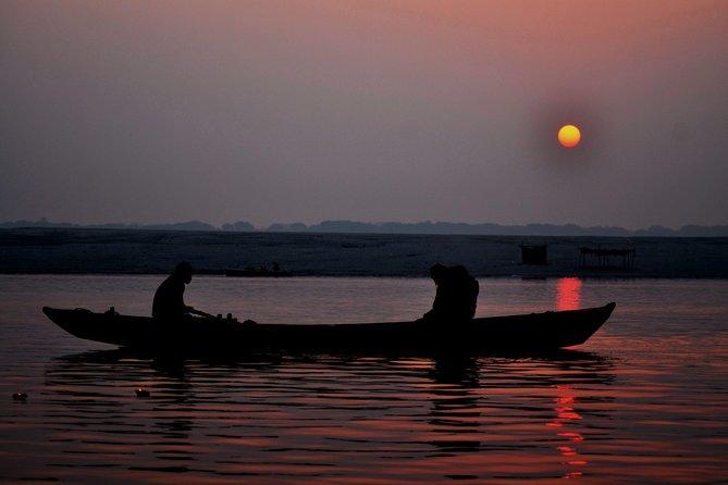 Private morning Boat Tour & Ganga Aarti In Banaras
