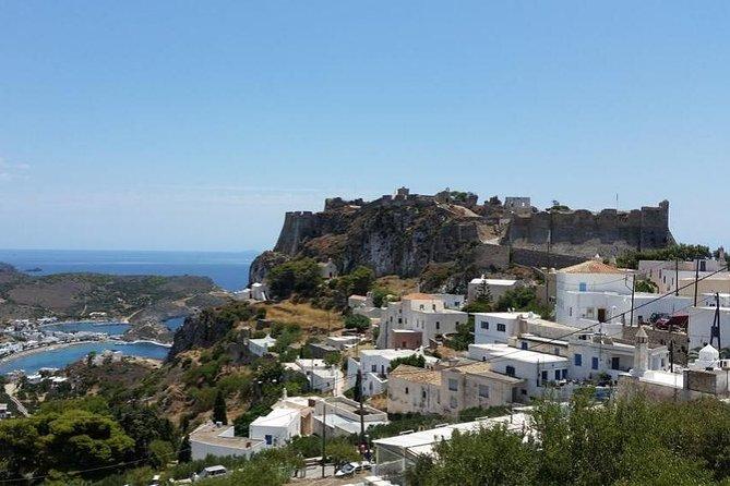 Panorama of Kythira Private Tour