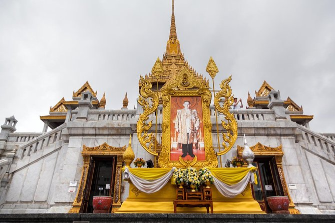 Typical of Bangkok: Full day Private Guide Tour With Grand Palace photo 7