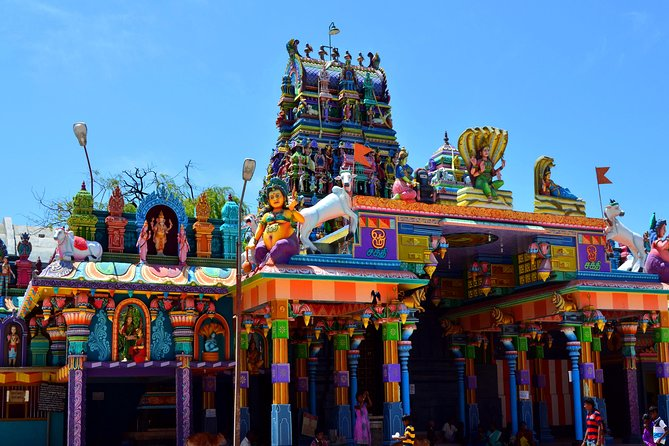 Nagapoosani Amman temple, Jaffna