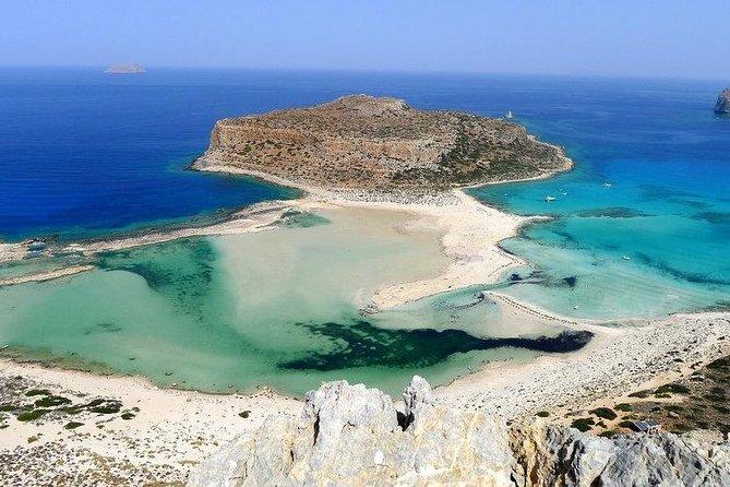 Gramvousa from Rethymno