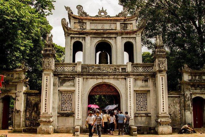 Shore Excursion: Ha Noi City Tour from Ha Long Port