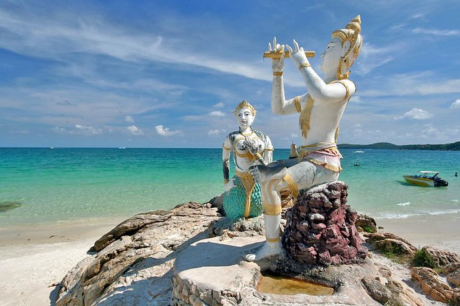 Koh Samed 4 Islands Adventure Day Tour from Pattaya including Lunch
