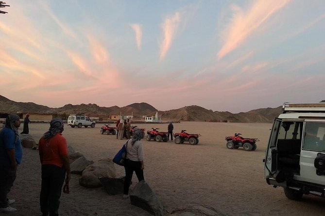Jeep Safari Colored Canyon Salama & Snorkeling in the Blue Hole & visit to Dahab