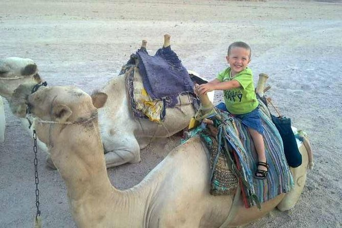 5-hour safari with quad biking & dinner at the Bedouin Hurghada