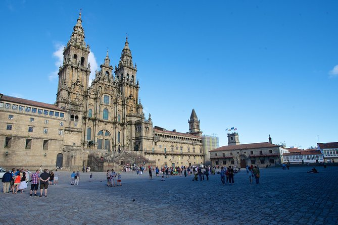 Santiago de Compostela Full Day Private Tour from Madrid
