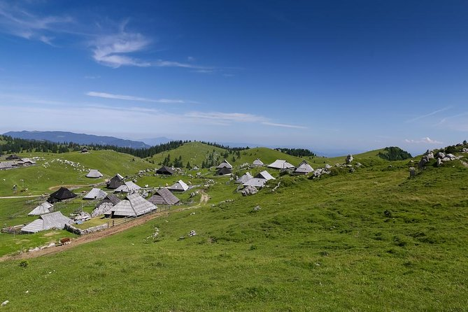 Private Kamnik & Velika Planina Tour from Slovenian coast