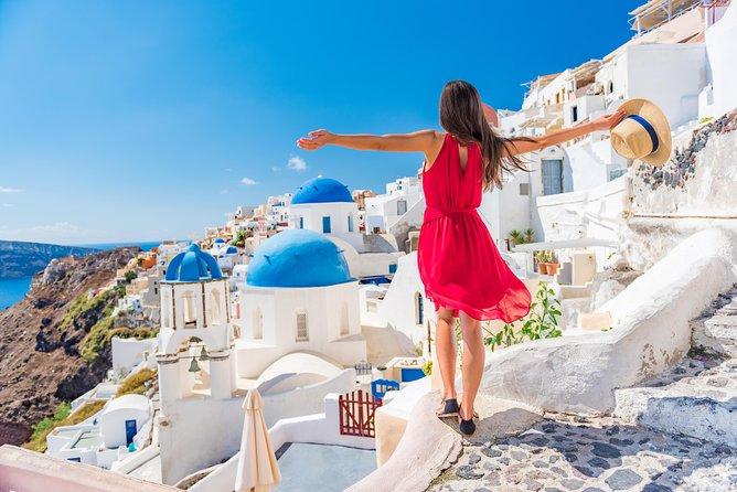 Santorini: Private Four Hour Tour