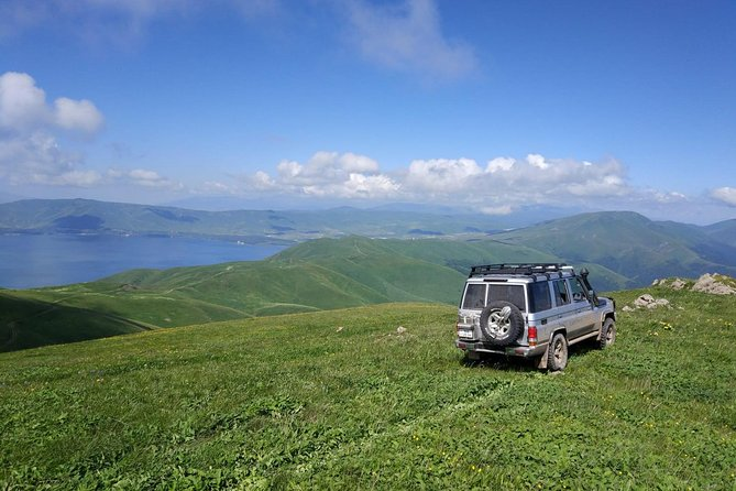 Daily jeep tour in Areguni Mountains