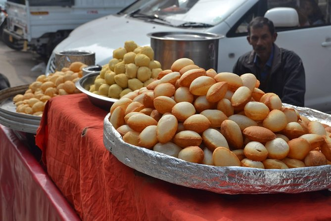 Old Delhi Food Walk by Bicycle Rickshaw photo 2