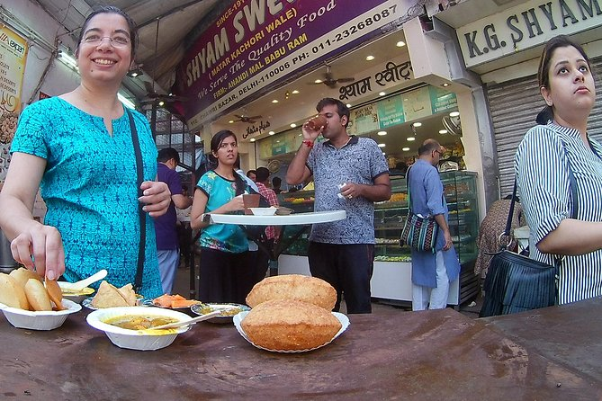 Old Delhi Food Walk by Bicycle Rickshaw photo 10
