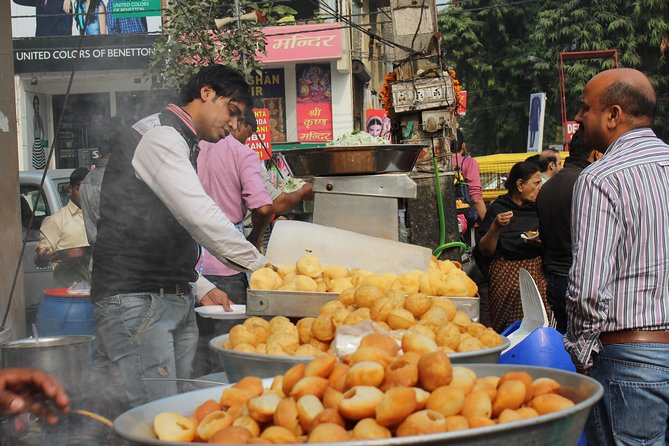 Old Delhi Food Walk by Bicycle Rickshaw photo 22