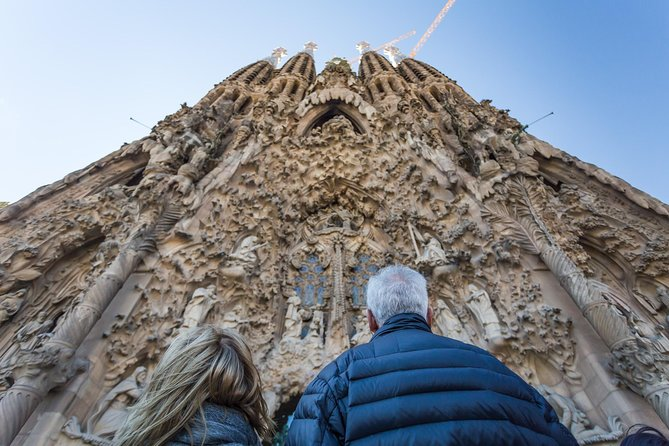 Fast Entry Sagrada Familia with Tower Access
