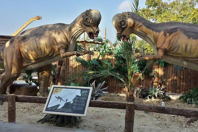 Dinosaur Park & Creta Aquarium Private Tour