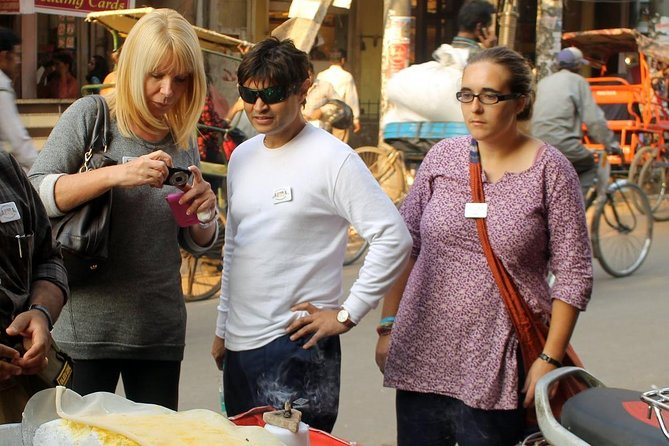The Mutton Street Tour by Bicycle Rickshaw