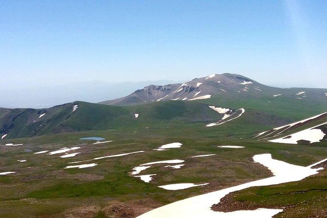 Daily jeeping - trekking tour to Azhdahak mountain