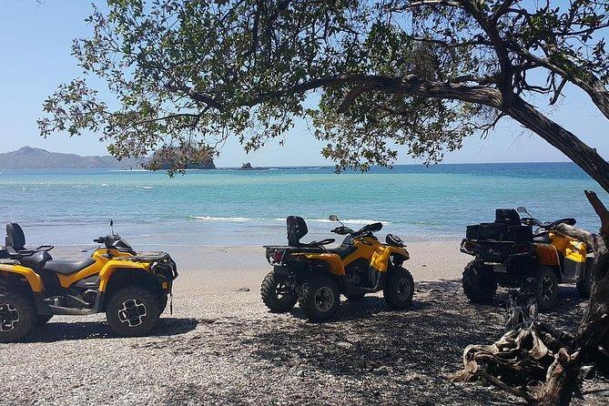 Luxury ATV Tours 3,5h of Pura Vida book 1 ATVs (1 to 2 pers)