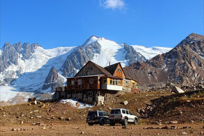 Day trip to Tuyuk Su Glacier