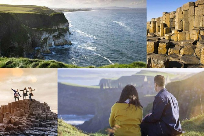 Private Tour Northern Ireland Top Sights Giants Causeway Belfast Adventure photo 1