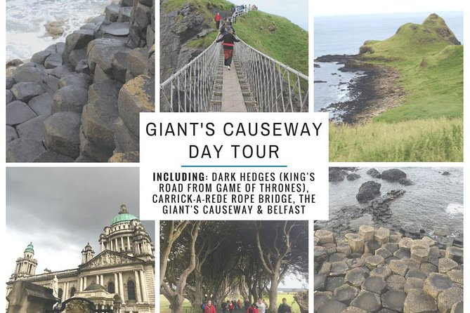 Private Tour Northern Ireland Top Sights Giants Causeway Belfast Adventure photo 531