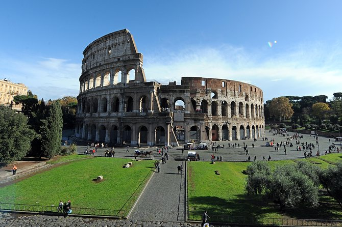 Rome: Private Full-Day with Private Transportation