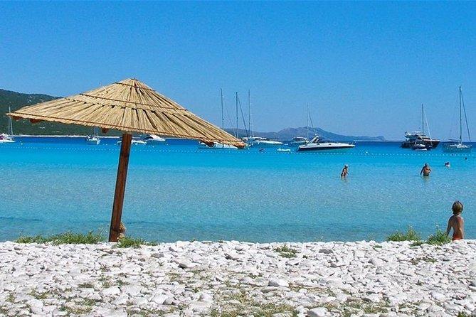 Private Saharun Beach Boat Trip from Zadar