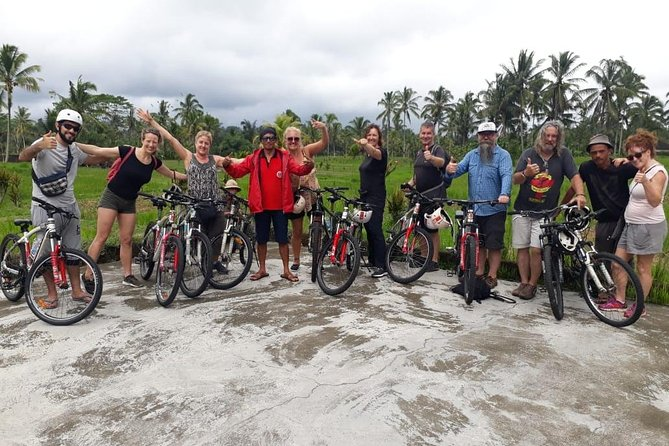 Bali Village Cycling