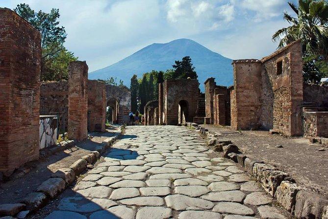 "Pompeii, Sorrento and Positano ""Special price"" for Vehicle"