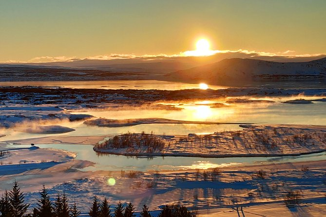 Thingvellir national park. Private Sightseeing Tour