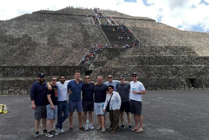 Private Tour: Teotihuacan and Mexico City